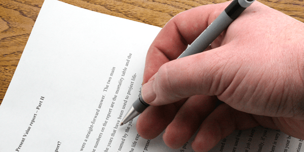 Your Family Letter - Memorial Services